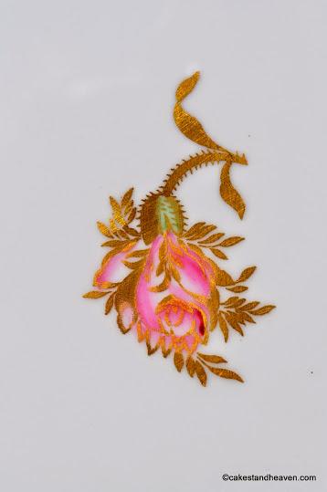 Rosalie Pattern Detail