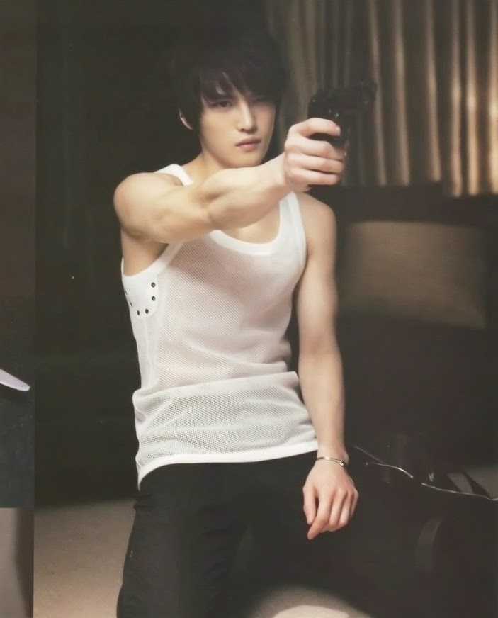 Jaejoong MBLAQ - This is war