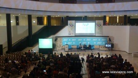 Ponencias y charlas del #EBE12, en Sevilla