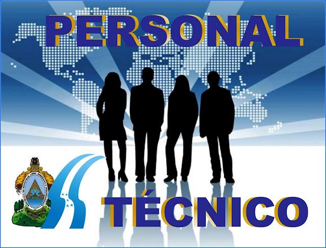 Personal Técnico