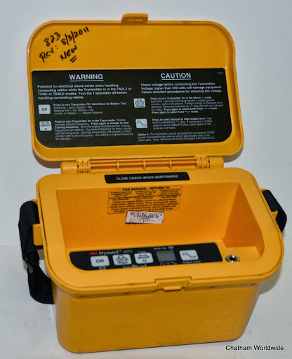 3m Locator Balls : Clean m dynatel advanced cable and fault locator kit