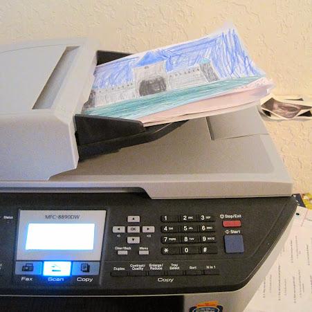 printer scanner