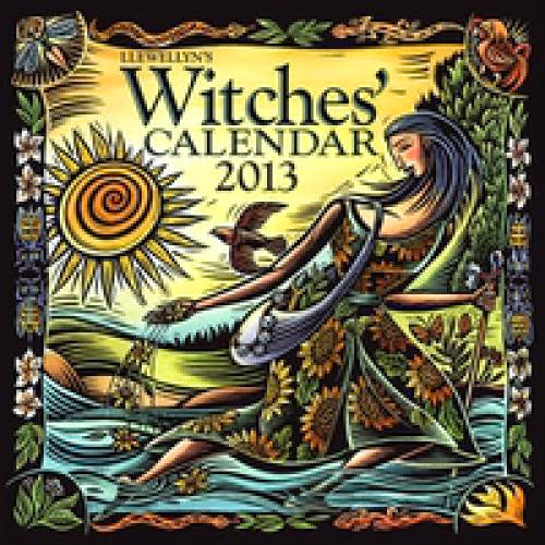 Llewellyn Witches Calendar Giveaway