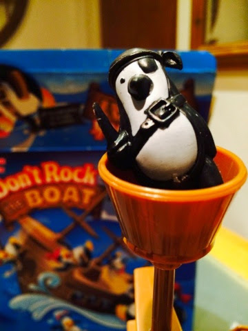 Dont Rock The Boat - Pirate Penguins