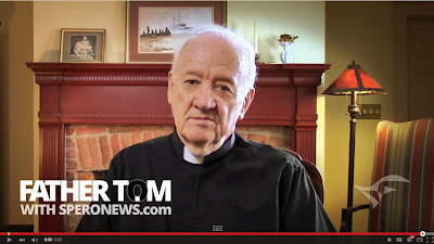 Father Tom: Christians persecuted in US, not gays