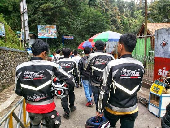 CCI Jakarta at Guci - Tegal