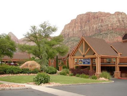 Zion Inn in Springdale