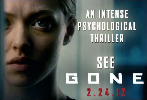 Gone Movie 2012
