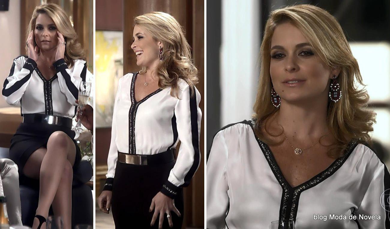 moda da novela Geração Brasil - look da Pamela dia 21 de julho