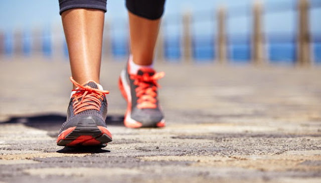 Hodanjem do zdravlja - Novi život