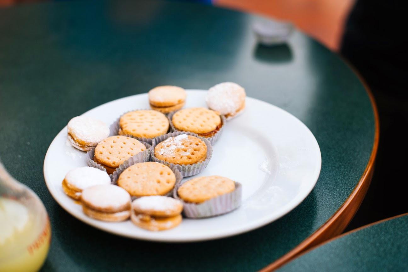 Alfajores koekjes uit Peru