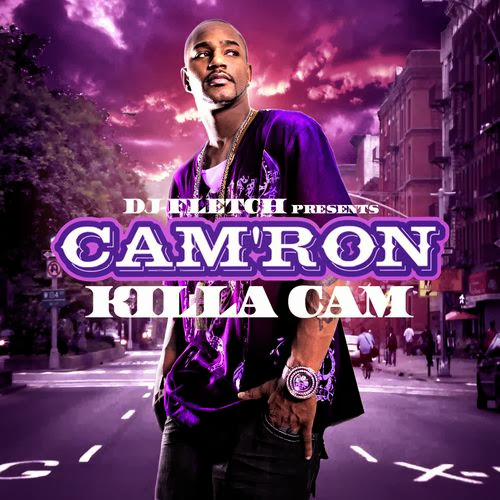 Cover of Camron - Killa Cam Mixtape English Mp3 Songs Free Download Listen Online at Alldownloads4u.Com
