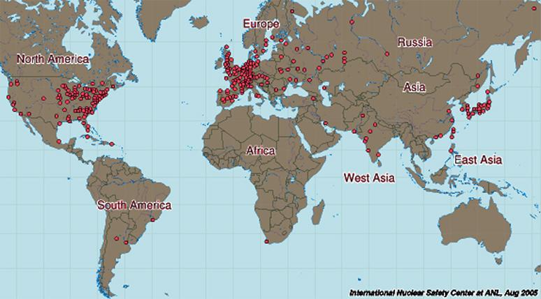 Cartina Centrali Nucleari Nel Mondo.Aria Pulita E Soluzioni Per L Inquinamento Atmosferico Umidificatori Analisi Radon E Mascherine