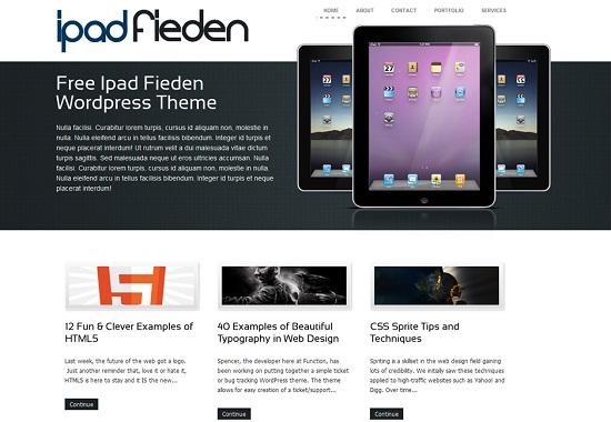 iPad Fieden