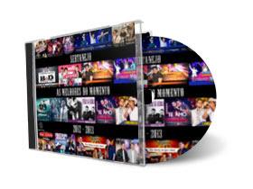 Sertanejo 2012-2013 (As Melhores do Momento)
