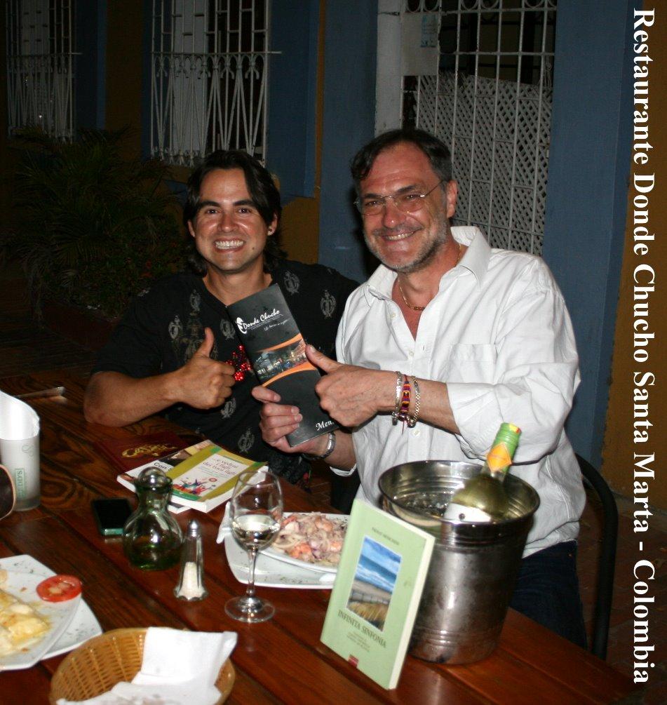 Vacanze e cucina ristorante donde chucho santa marta colombia - Ristorante marta in cucina ...