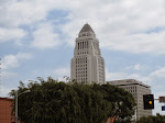 Los Angeles City Hall (first picture of many - be warned)