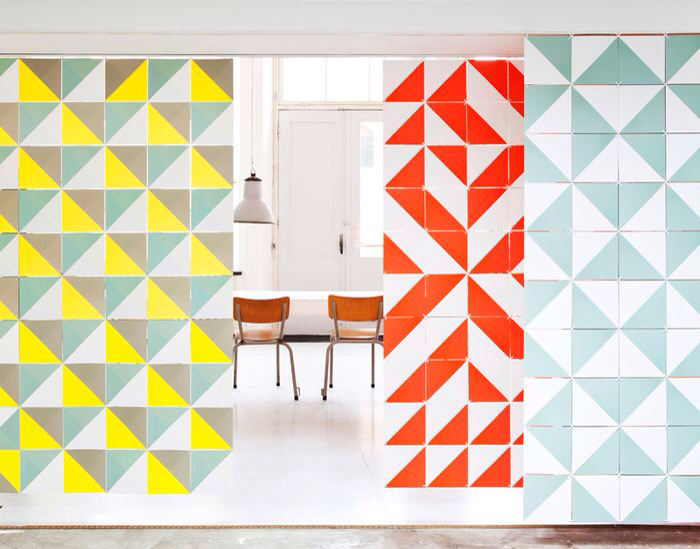 Peppermags Finish Wallcovering