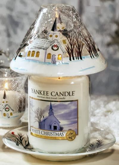 yankee candle dodatki kolekcja zimowa