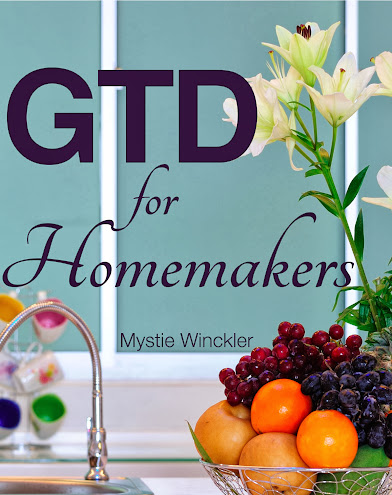 gtd for homemakers and homeschoolers