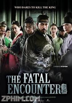 Cuồng Nộ Bá Vương - The Fatal Encounter (2014) Poster