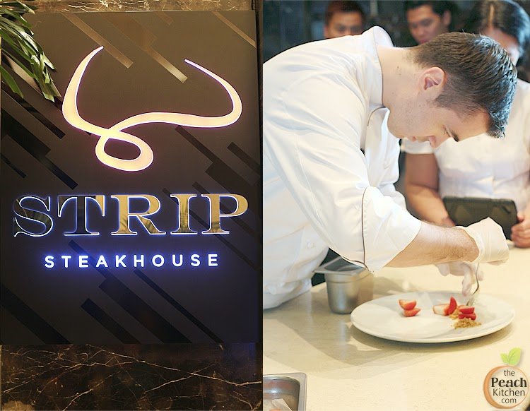 Desserts at Solaire: Strip's Chef Eric Turgeon