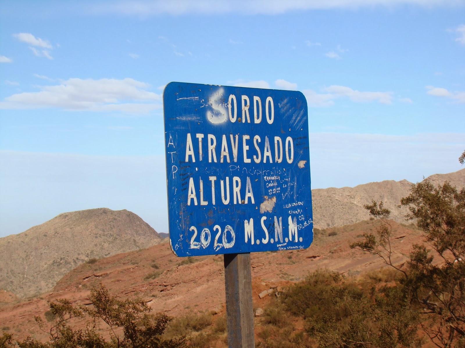 Sordo, Cuesta de Miranda, Argentina, Elisa N, Blog de Viajes, Lifestyle, Travel