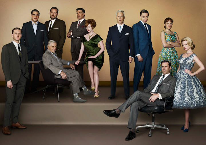 Reparto de Mad Men