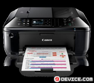 Lấy phần mềm máy in Canon PIXMA MX517 – chỉ dẫn cài đặt | May in
