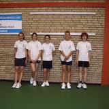 Team foto's 2008-2009