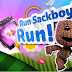Run SackBoy! Run! Is Running To The PS Vita Very Soon