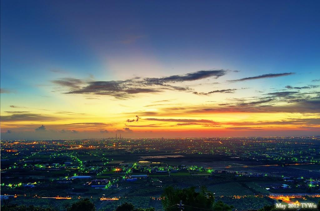 2012.05.01 大崗山夜景