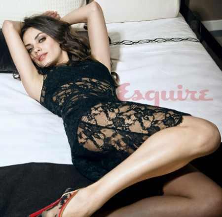 Mila Kunis Leaked