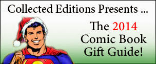 Collected Editions 2014 Comic Book Gift Guide