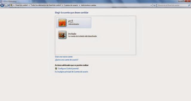 listado de usuarios de windows
