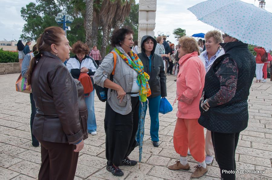 Экскурсия в Яффо. Гид в Израиле Светлана Фиалкова.