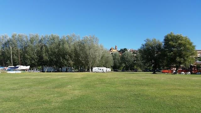 Camper Parking - Castiglione al lago