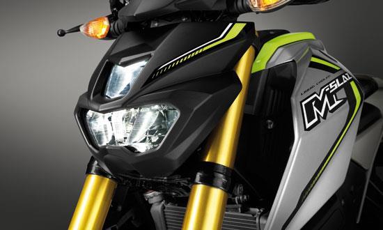 Yamaha TFX150 ( M-Slaz ) Đầu Đèn