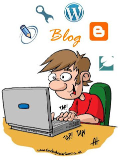 few things about blogger