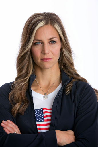 Team USA Member Noelle Pikus Pace (Event: Skeleton) #DDDivas #PampersTeamUSA