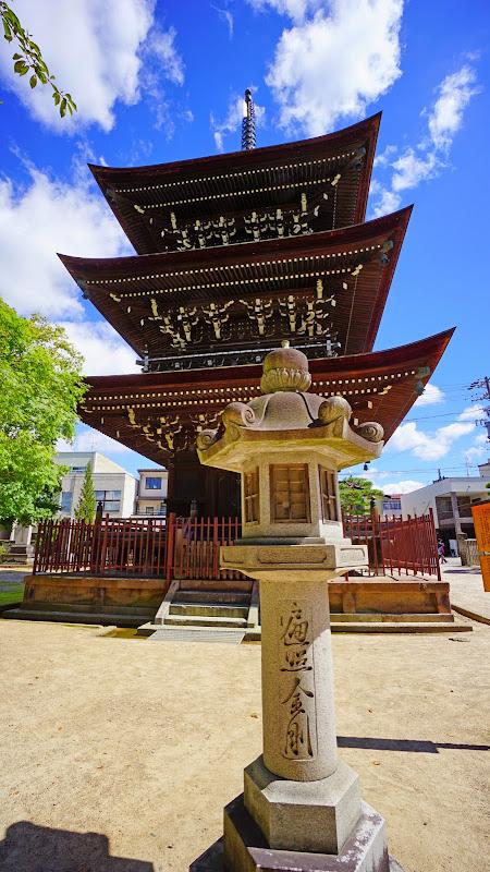 飛騨国分寺 写真4