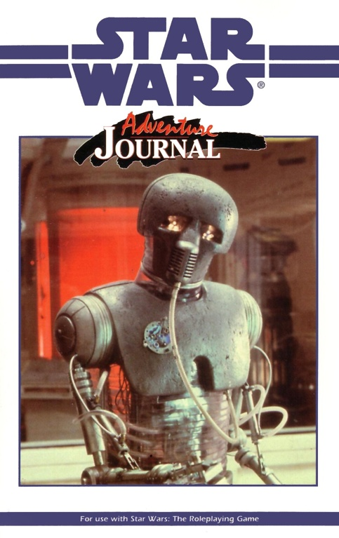 Star Wars Adventure Journal #5