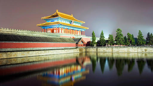 North Gate of The Forbidden City, Beijing, China.jpg