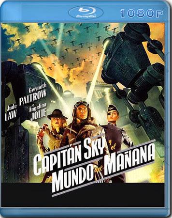 Capitan Sky y el mundo del ma�ana [BDRip 1080p][Dual AC3.DTS][Subs][C. Ficci�n][2004]