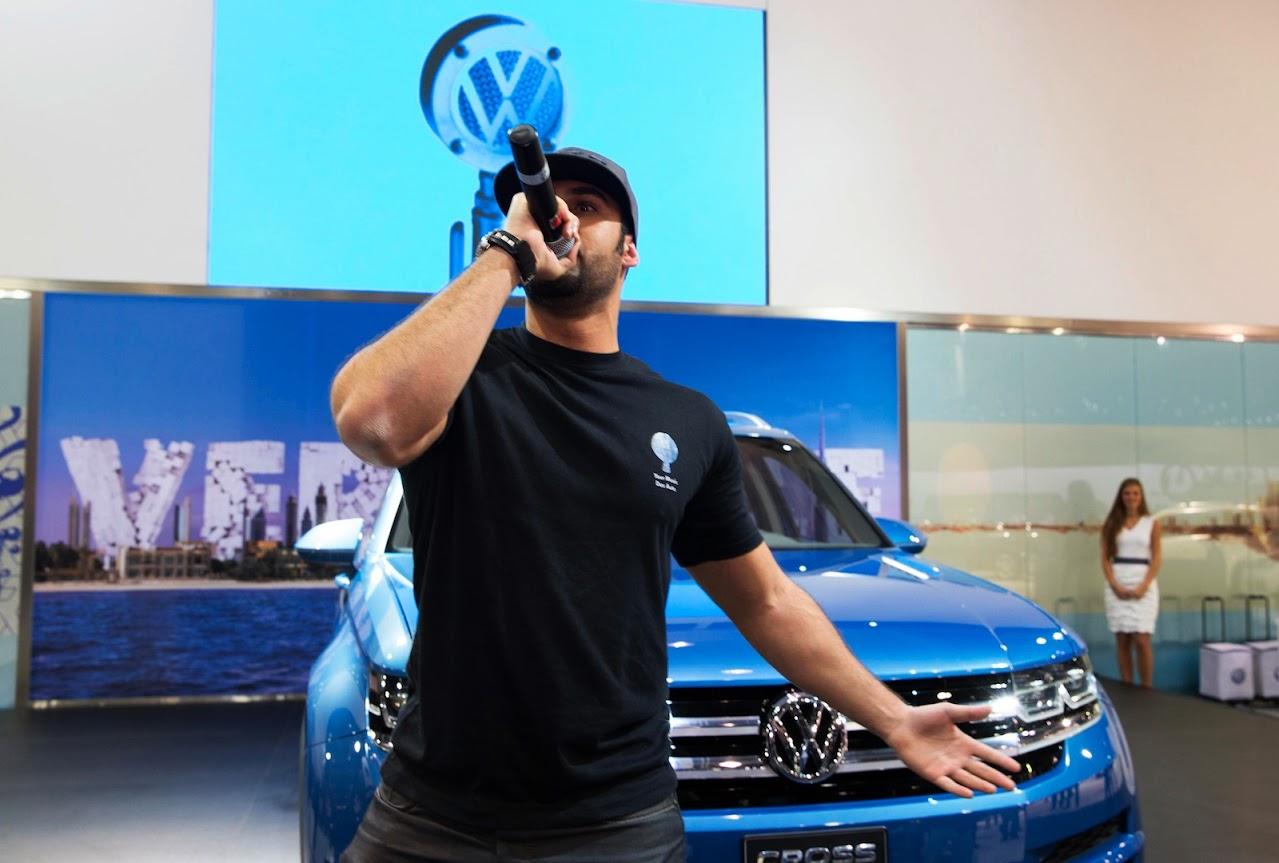 VW Hamad Al Fardan