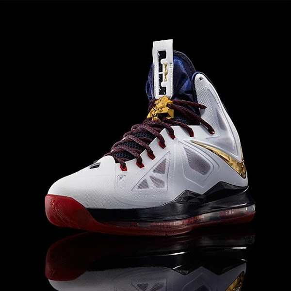 Release Reminder Nike LeBron X USA Basketball 270 Only