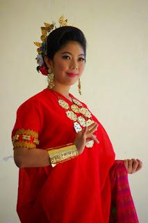 baju bodo khas bugis sulawesi