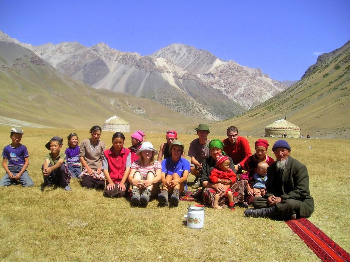 Kazachstan i Kirgistan 2006