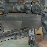 M1A Garrand Scout Mossey Oak Break up Scope Match