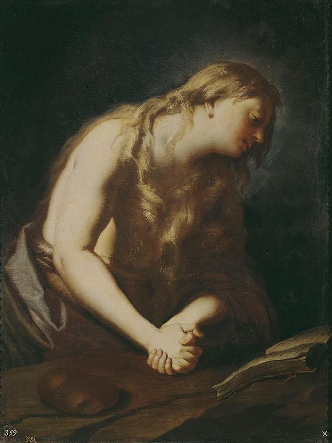Francesco Trevisani - Magdalena penitente